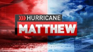 Experiences of Hurricane Matthew as an Insurance Adjuster