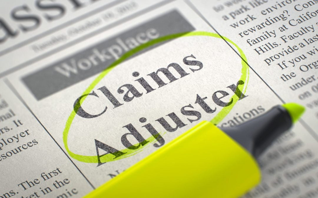 5 Reasons to Become an Insurance Adjuster