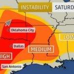 Massive Tornado Outbreak