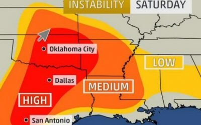 Massive Tornado Outbreak Prediction