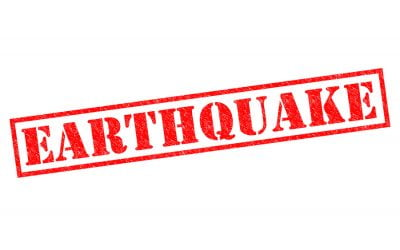 4.0 Earthquake in San Francisco this morning