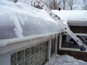 "What is an ""Ice Dam""?  for Insurance Adjusters"