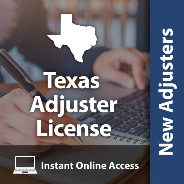 Texas all-lines aduster pre-licensing course