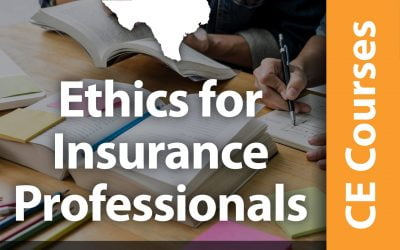 Ethics for Insurance Professionals (1 CE Hr.)