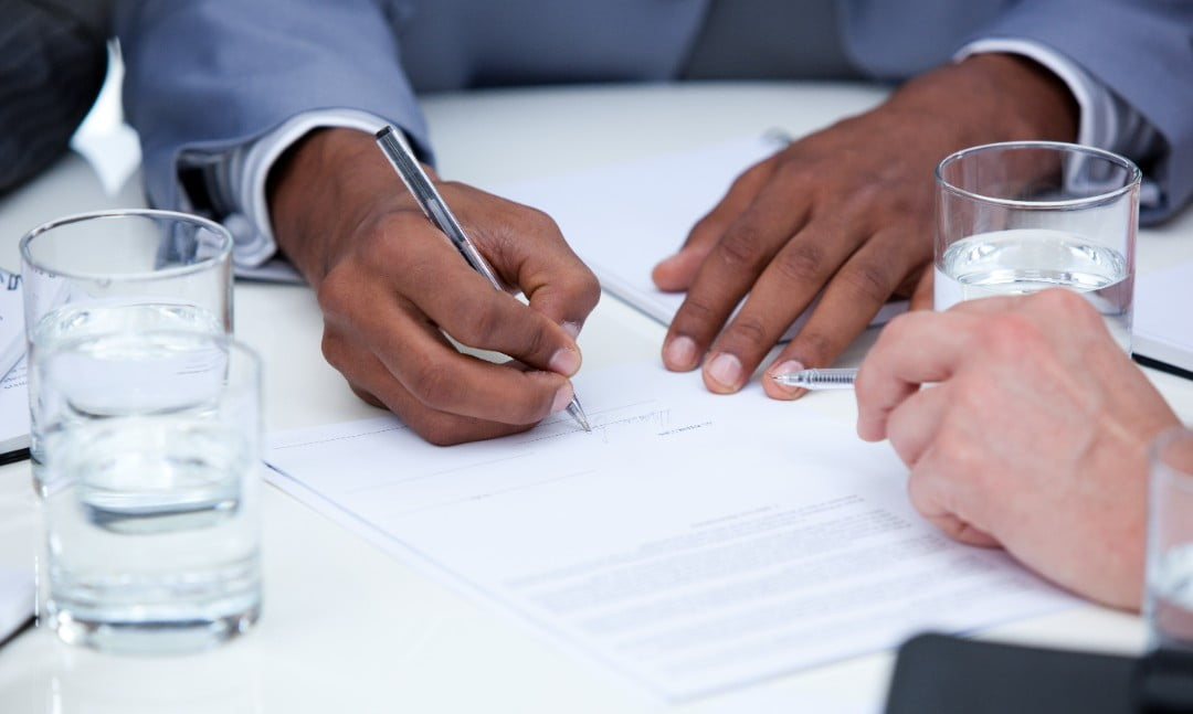 insurance adjuster at deposition