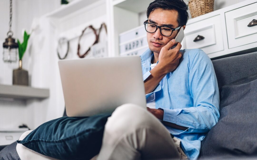 How to Maintain Your Sanity While Working From Home